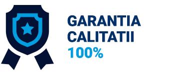 Garanția calității 100%
